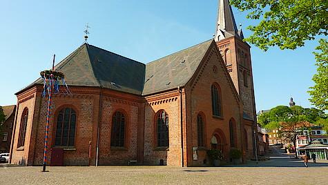 Kirche Plön